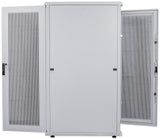 42U 600x1000mm 19in. SILVER SERIES SERVER CABINET Image 16