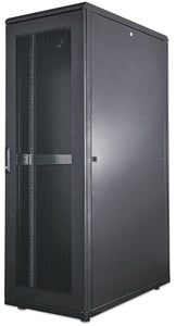36U 600x1000mm 19in. SILVER SERIES SERVER CABINET Assembled Image 1