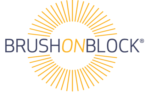 Brush On Block Logo