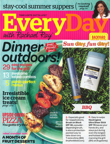 Brush On Block - Every Day Magazine