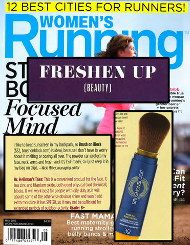 Brush On Block - Women's Running Review