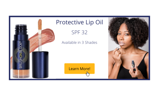 Lip Care Tips - Protective Lip Oil Banner