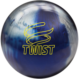 Brunswick Twist Blue/Silver