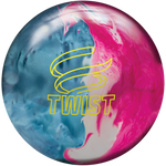 Brunswick Twist Sky Blue/Pink/Snow