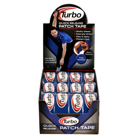 Turbo Quick Release Patch Tape Blue (2)