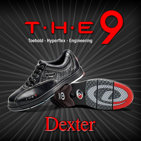 Dexter THE 9 (Men's) Black