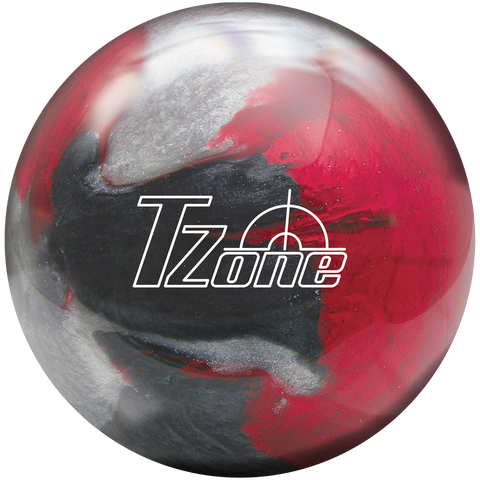 Brunswick TZone Scarlet Shadow