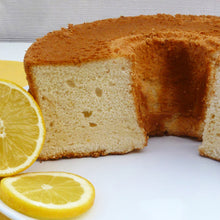 Load image into Gallery viewer, Lemon Chiffon Sponge Cake