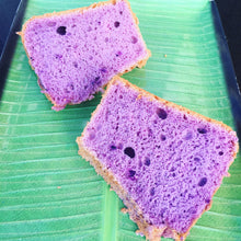 Load image into Gallery viewer, Ube Chiffon Sponge Cake