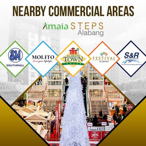 For Sale Amaia Steps Alabang Amenities