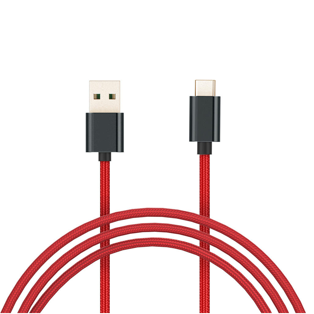 Mi Type-C Braided Cable - Mobile Accessories - Online Shopping in Pakistan
