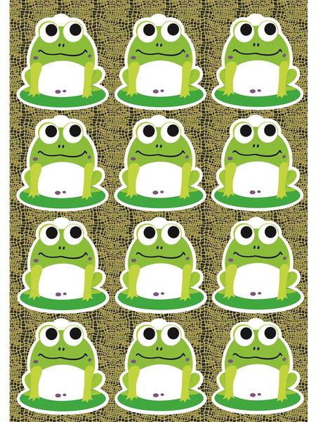 MAGNET SHEET FROGS