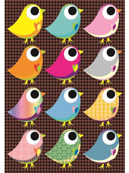 MAGNETIC TWEETHEART BIRDS