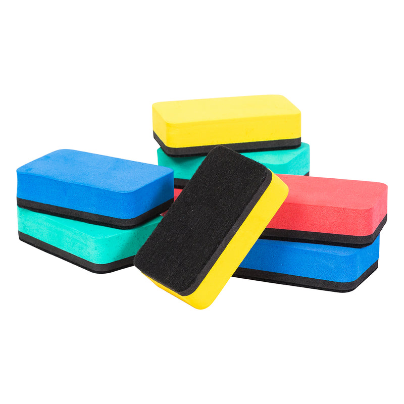 Small Dry Erasers - Pack of 10
