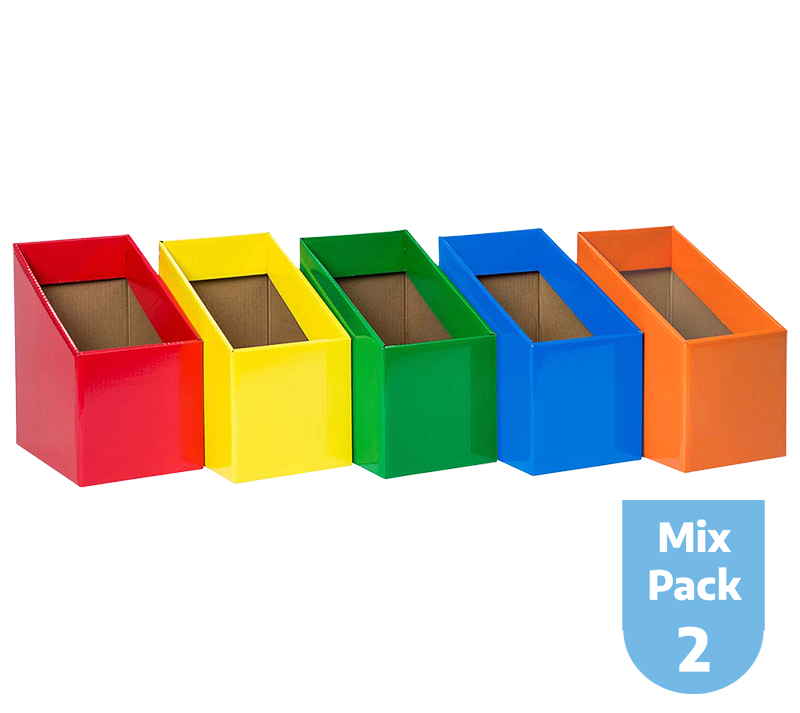 Book Box - Pack of 5