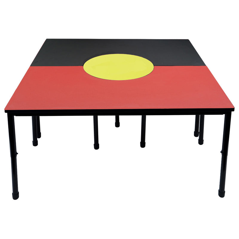Aboriginal Flag Table