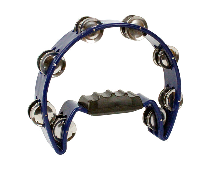 Coyote Tambourine Half Moon - Different colours available
