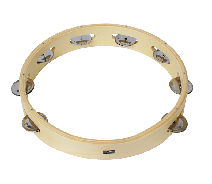"Coyote Tambourine 15.24cm (10"") Headless"