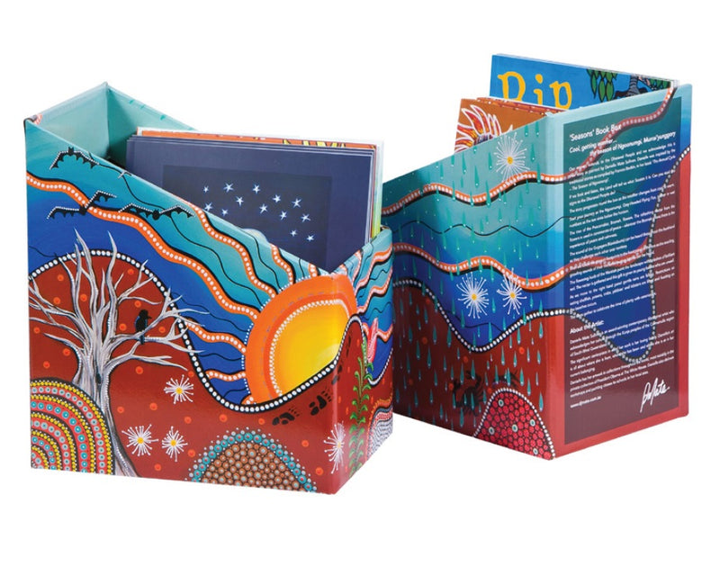 SEASONS BOOK BOX - PACK OF 5 - ON SALE