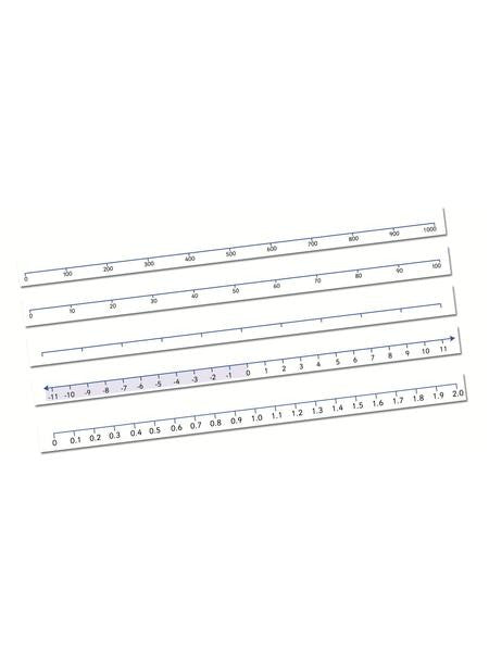 MAGNETIC NUMBER LINES - LEVEL 2