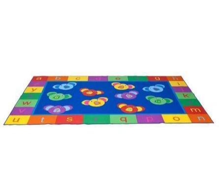 123 ABC Koala Fun Rug - EOFY Sale