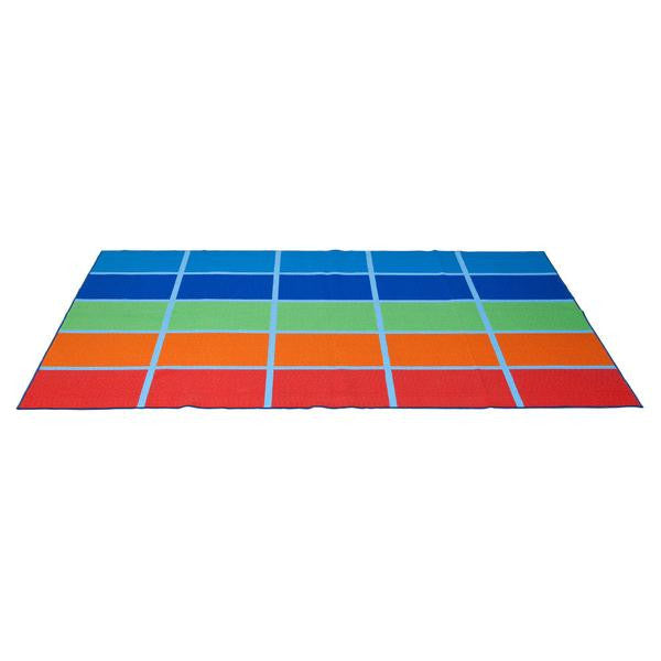 FUN COLOUR BLOCKS RUG