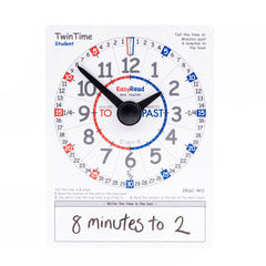 Twin Time Student Edition - Pack of 10