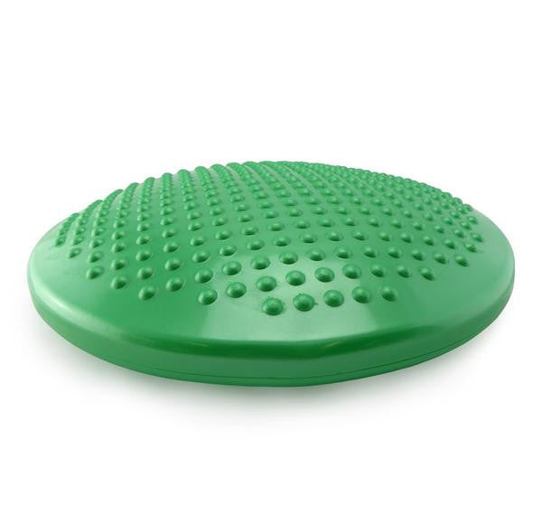 WRIGGLE CUSHION GREEN w/t HAND PUMP