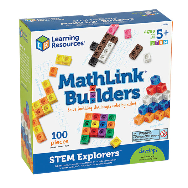 STEM Explorers™MathLink® Builders