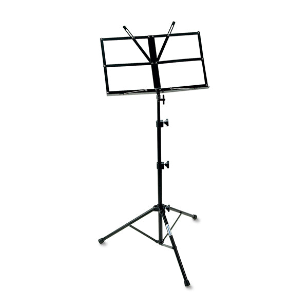 Nomad Music Stand Black L/Weight (NBS-1102)