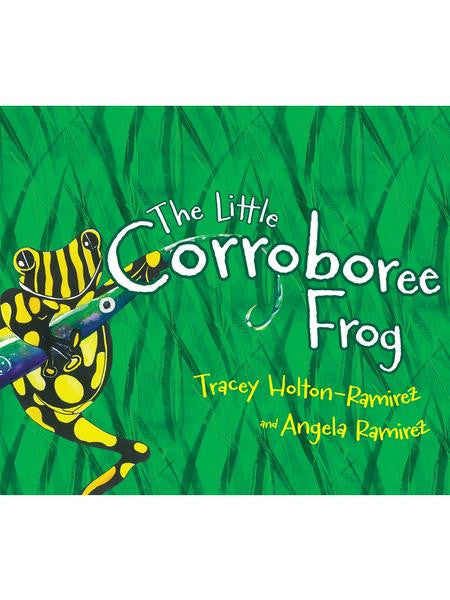 LITTLE CORROBOREE FROG BOOK