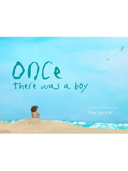 ONCE THERE WAS A BOY BOOK