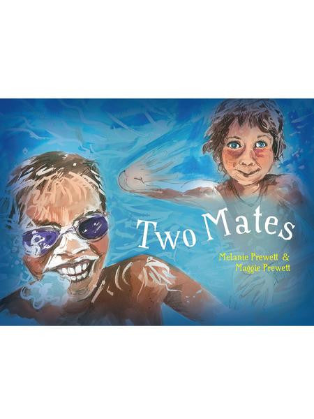 TWO MATES BOOK