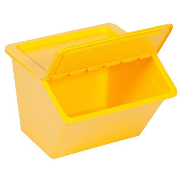 Stackable Storage Container with Flap Lid  sc 1 st  Elizabeth Richards & Stackable Storage Container with Flap Lid u2013 Elizabeth Richards ...
