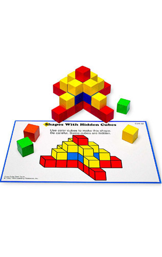 CREATIVE COLOUR CUBES