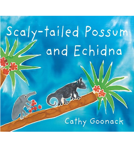 SCALY-TAILED POSSUM & ECHIDNA