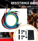 11-piece Resistance Band Set