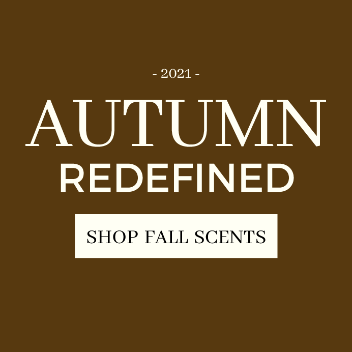 Autumn Candle Scents Natura Soy