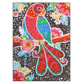 Special Shaped Diamond Embroidery Cross Stitch Diamond Painting Parrot Bird Butterfly Pattern New Handmade DIY Home Decor N4