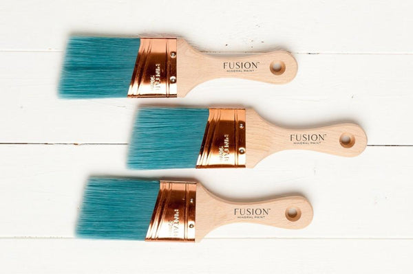 "Fusion 2"" Angled Synthetic Brush"