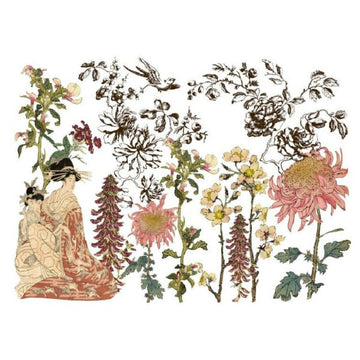 IOD Full Colour Transfer - Japonica