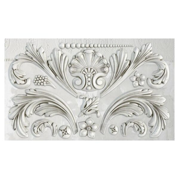 IOD Mould - Acanthus Scroll – Iron Orchid Designs