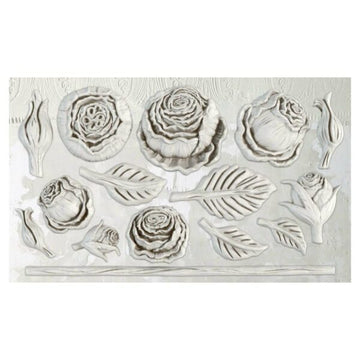 IOD Mould - Heirloom Roses