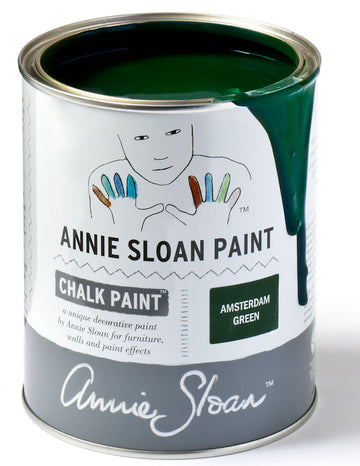 Amsterdam Green - Chalk Paint