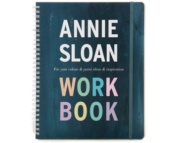 Annie Sloan Work Book - Spiral Bound