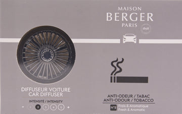 Anti-Odour Tobacco Car Diffuser