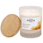 Aroma Energy - Sparkling Zest Candle