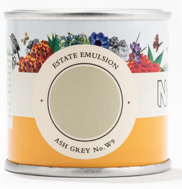 Farrow & Ball Paint - Ash Grey No. W9
