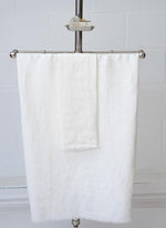 Bilbao Linen Bath Towel - Choice of 4 Colours