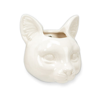 Cat Head Wall Planter